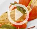 receta ensalada de brandada - bacalao